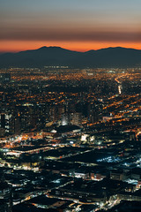 Santiago, Chile (M///S///H) Tags: lenstagger ps rx1 buildings cerrosancristobal chile city cityscape clouds downtown dusk haze hazy mountains pointandshoot santiago sony sonyrx1 sunset twilight urban