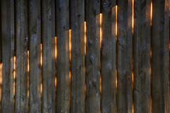 Sun Angle (Diane Marshman) Tags: sunset sunshine light weathered wood evening outdoors colors