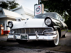 Back in the Day (TnOlyShooter) Tags: ford fairlane 1956 classic vintage em1markii 17mmf18 mirrorless olympus car