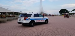 Chicago Police Department (kielman316) Tags: chicago police department buckingham fountain ford explorer