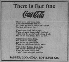 1915 advertisement for Coca-Cola (Matthew Paul Argall - Old Ads) Tags: 1915 1910s advertisement advertising old vintage classic cocacola coke softdrink beverage poem
