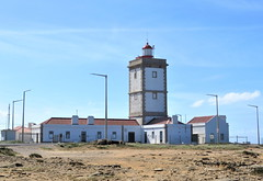 Lighthouse of Cabo Carvoeiro (Gerald (Wayne) Prout) Tags: lighthouseofcabocarvoeiro civilparishofpeniche municipalityofpeniche districtofleiria portugal prout geraldwayneprout canon canonpowershotsx60hs powershot sx60 hs digital camera photographed photography architecture lighthouse cabocarvoeiro civil parish municipality peniche district leiria