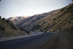 Trailer Travels (jericl cat) Tags: 5 freeway california 1958 1950s trailer life auto roadside pass mountain grapevine