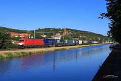Traxx E186 332-3 DB (Guillaume POSTEK) Tags: ecr db traxx tab rails railways fret trains railfan trainspoting