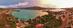 Worthersee (Martin Hlinka Photography) Tags: worthersee austria water panorams nature landscape