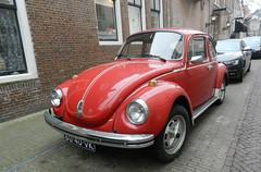 1972 Volkswagen 1303 Kever 60-40-VK (Stollie1) Tags: 1972 volkswagen 1303 kever 6040vk leeuwarden