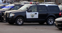 California Highway Patrol Ford Expedition with vector (Caleb8155 Photography) Tags: chp californiahighwaypatrol chips