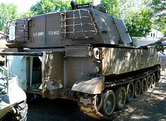 """M-108 105mm Self Propelled Howitzer 8 • <a style=""""font-size:0.8em;"""" href=""""http://www.flickr.com/photos/81723459@N04/48254505422/"""" target=""""_blank"""">View on Flickr</a>"""