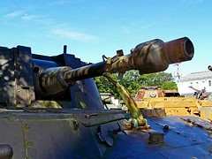 """M-108 105mm Self Propelled Howitzer 3 • <a style=""""font-size:0.8em;"""" href=""""http://www.flickr.com/photos/81723459@N04/48254509932/"""" target=""""_blank"""">View on Flickr</a>"""
