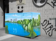 #Vincent Schulze 19 (Torsten schlüter) Tags: deutschland hamburg kunst farben vincentschulze olympus 25mm 2019