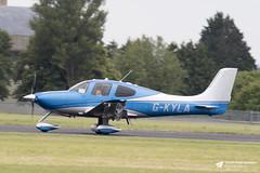 Cirrus SR-22 GTS (Matt Sudol) Tags: kemble cotswold airport aerodrome airfield cirrus sr22 gts gkyla