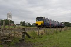 Stop,Look, Listen! (SD Images) Tags: 150129 northernrail class150 dmu dieselmultipleunit lancashire