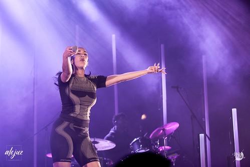 Jorja Smith - Open'er Festival 2019