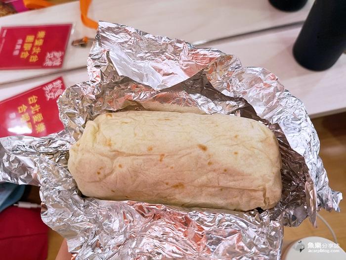 【台北中正】NALA's墨西哥捲|中正紀念堂美食 @魚樂分享誌