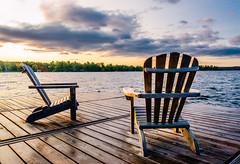 Cottage Time (Neil Cornwall) Tags: 2017 august canada kawarthalakes mountjulian ontario stonylake viamede summer
