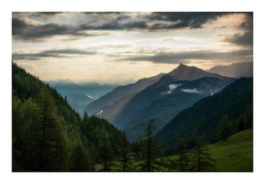 The Morning After (Augmented Reality Images (Getty Contributor)) Tags: nisifilters alpine alps canon clouds coldelaforclaz europe forest landscape mist morning mountains rock summer summit sunlight switzerland tourdumontblanc trees valley vanguard