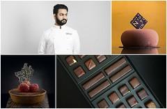 Beyond Chocolate: Toshin Shetty Patissier & Founder and Known for the brand TOSHIN, in Mumbai (indulgexpress) Tags: mumbai chef food toshin shetty patisserie dark secret dairy milk chocolates assorted chocolate cooking kitchen bakery