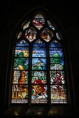Eglise Saint Pierre a Montfort L'Amaury (Vostok 911) Tags: vostok911 vitrail canon eos40d efs24mmf28stm église montfortlamaury