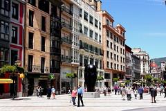 OVIEDO - LA CALLE PELAYO (mflinera) Tags: oviedo asturias españa calle pelayo