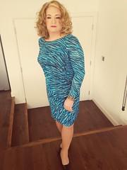 Throw back Thursday (Sissy kaylah) Tags: trannie transvestite trans tranny crossdress crossdressing crossdresser cd tv heavymakeup dress