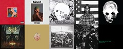 Top 10 Favorite Albums of the 2010s (zephzoo) Tags: kanye west my beautiful dark twisted fantasy frank ocean blond radiohead a moon shaped pool aap rocky liveloveaap daughters you wont get what want ghost meliora swans to be kind kendrick lamar pimp butterfly dangelo vanguard black messiah nick cave bad seeds skeleton tree