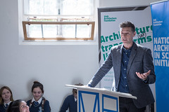 National Architects in Schools - GMIT Presentation Day (SteMurray) Tags: review national architects schools ireland irish stemurray steie architetture foundation galway geit cahir presentation education event secondary art design craft transition year