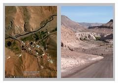 CHILE. San Pedro de Atacama / VALLE ARCO IRIS – RUIO GRANDE (Julio Herrera Ibanez) Tags: chilenorte sanpedrodeatacama valledelarcoiris riogrande atacama vicuña caminos