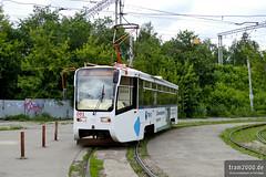 Perm (RUS) (Robert Leichsenring) Tags: perm russia russland tram tramway tramwaj tramvaj strassenbahn streetcar strasenbahn пермь трамвай
