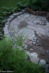Stensättning (Hans Olofsson) Tags: blommor flower garden kalmar natur nature skammelstorp trädgård stenläggning stensättning stone sten