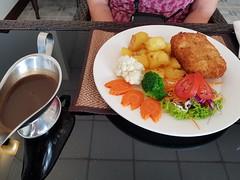 The Good Corner-Cordon Bleu (SierraSunrise) Tags: dining farangfood isaan restaurant thailand nongkhai