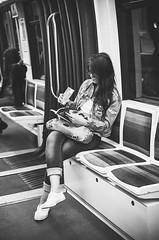 Sandrine Barjac (regardsparisiens) Tags: 2019 24x36 35mm 3x2 afternoon aprèsmidi black blackandwhite blanc bw candid capturestreets cheveuxlongs city darkisbetter dreaminstreets europe everydayeverywhere extérieur femmes france fromstreetswithlove fujifilm generationstreet iloveparis iledefrance laurentdufour lensonstreets life lovesnoir métro monochrome noir noiretblanc noirshots objectifgrandangle paris people photographiederue portrait printemps regardsparisiens rue spring storyofthestreet storyofthestreets streetfocuson streetphoto streetphotographer streetphotography streetphotographyinternational streetofparis thestreetphotographyclub thestreetphotographyhub ville wearethestreets wearethestreet white worldstreetfeature xe2s zonestreet