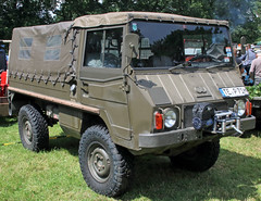 Pinzgauer (Schwanzus_Longus) Tags: bockhorn german germany old classic vintage vehicle truck lorry 4x4 awd 4wd military army austria austrian steyr puch pinzgauer