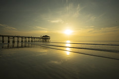Cocoa (Matt Champlin) Tags: thursday tbt florida coca cocoabeach nasa life nature outdoors ocean beach pier beautiful amazing peaceful quiet canon 2019