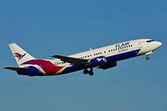 C-FLHE (Flair Airlines) (Steelhead 2010) Tags: flairair boeing b737 b737400 yyz creg cflhe
