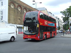 EH280 (Mintcake1972) Tags: buses londoncentral eh