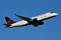 C-FEJC (Air Canada EXPRESS - Sky Regional) (Steelhead 2010) Tags: aircanada aircanadaexpress skyregional embraer emb175 yyz creg cfejc