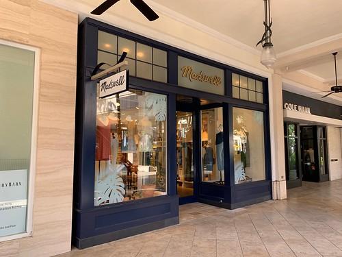 Madewell Shops At Merrick Park Coral Gables