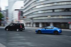 車 (fumi*23) Tags: ilce7rm3 sony street sel35f28z sonnar a7r3 sonnartfe35mmf28za 35mm car osaka toyota 86 トヨタ emount ソニー 大阪