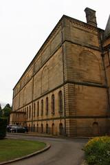 bowes museum (kokoschka's doll) Tags: bowes museum building barnardcastle