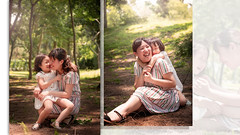 20190629-RAY_1599total4000 (RayJing) Tags: family love smiles portrait forest outside