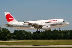 I-ECJA (PlanePixNase) Tags: aircraft airport planespotting haj eddv hannover langenhagen eurofly airbus 319 a319