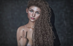 *A wise woman once said 'Fuck this shit' and she lived happily ever after* ❤️ (Ⓐⓝⓖⓔⓛ (Angeleyes Roxley)) Tags: extra yeah you mainstore bento single avatar sl secondlife