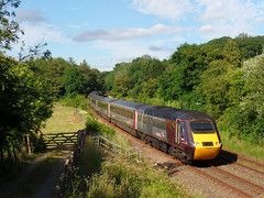 43384 Respryn (Marky7890) Tags: xc 43384 class43 hst respryn railway cornwall cornishmainline train
