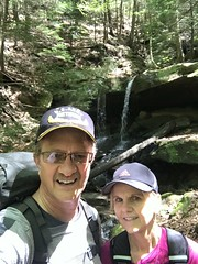 Gary & Debbie Hall (North Country Trail) Tags: hike100nct hikethenct ilovethenct northcountrytrail nct challenge greatnorthcollective explore exploremore discover discovermore blueblazes upnorth greatoutdoors adventuremore hiking hikemoreworryless outdoors nature backpacking camping findyourway findyourtrail findyourpark getoutside family volunteers