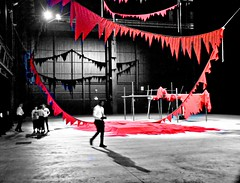 Pirelli Hangar (paaddor) Tags: art artist indian remains pirelli hangar milano italy sculpture space