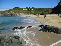 11 July pic of the day (Boffin PC) Tags: beachclean polurrian mullion cornwall