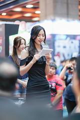 2019多媒體展 (aelx911) Tags: a7rii a7r2 sony fe85 fe85f18 showgirl girl taiwan taipei 台灣 台北 2019多媒體展