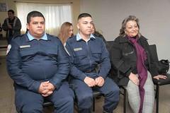 POLICÍAS DESTACADOS POR SU ARROJO (Policía de la Provincia de Córdoba) Tags: policías destacados por su arrojo