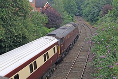 Class 57 57316 West Coast Railways Stratford upon Avon 06-07-19 (cvtperson) Tags: class 57 57316 west coast railways stratford upon avon
