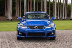 2014 Lexus IS F_Ultrasonic Blue Mica_Alpine_04